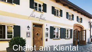 Hotel / Restaurant Chalet am Kiental in Herrsching am Ammersee