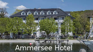 Ammersee Hotel in Herrsching
